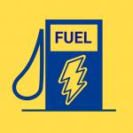 Logo precio gasolina
