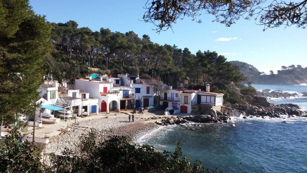 Playa s'Alguer Palamós