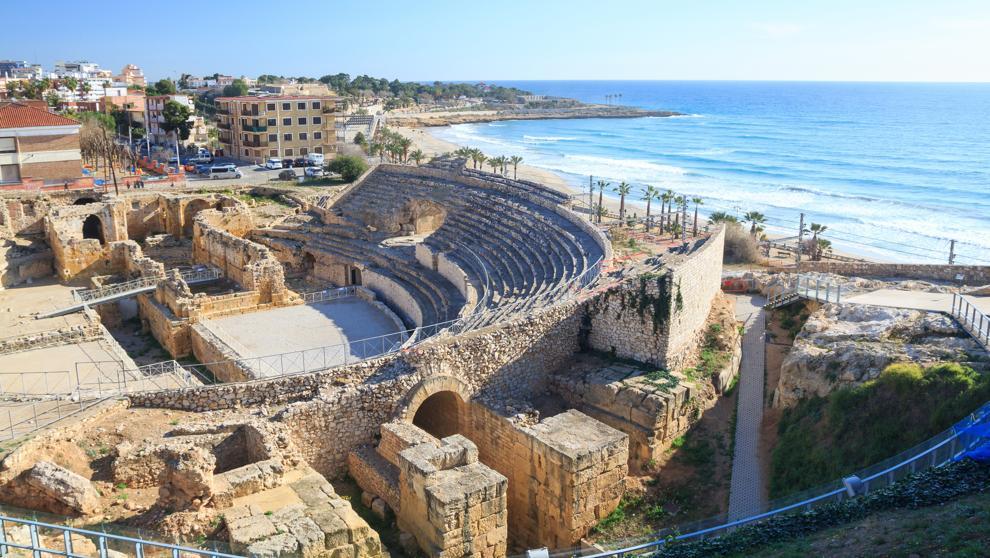 Tarragona anfiteatro